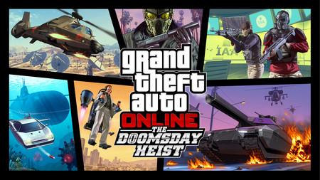 Hemos jugado a GTA Online: Golpe del Juicio Final y hemos desatado la locura en su mayor expansión hasta la fecha