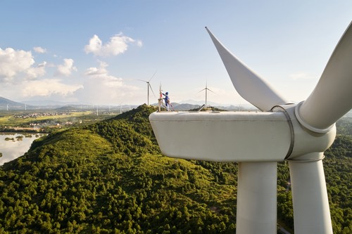 Apple invierte en tres parques eólicos en China que proporcionarán 134MW de electricidad