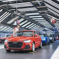 Arranca la producción del nuevo Audi A1 en Martorell
