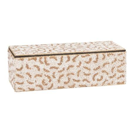 Caja Con Perlas Blancas Y Doradas Con Estampado De Leopardo 1000 8 23 216503 1