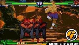 Street Fighter Zero 3 llega a PSP