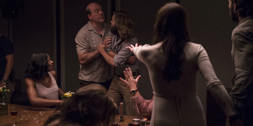 'La invitación', un intenso thriller psicológico