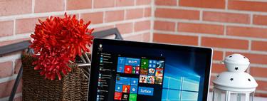 Surface Book 2, análisis: más potencia gráfica para un portátil al que le sobra ser convertible