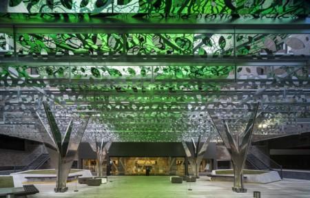 El Parque del Retiro inspira el nuevo proyecto de HI-MACS® en España