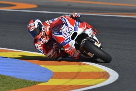 Andrea Dovizioso Motogp Gp Valencia 2016