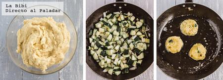Falafels con calabaza. Receta fácil de comida vegetariana