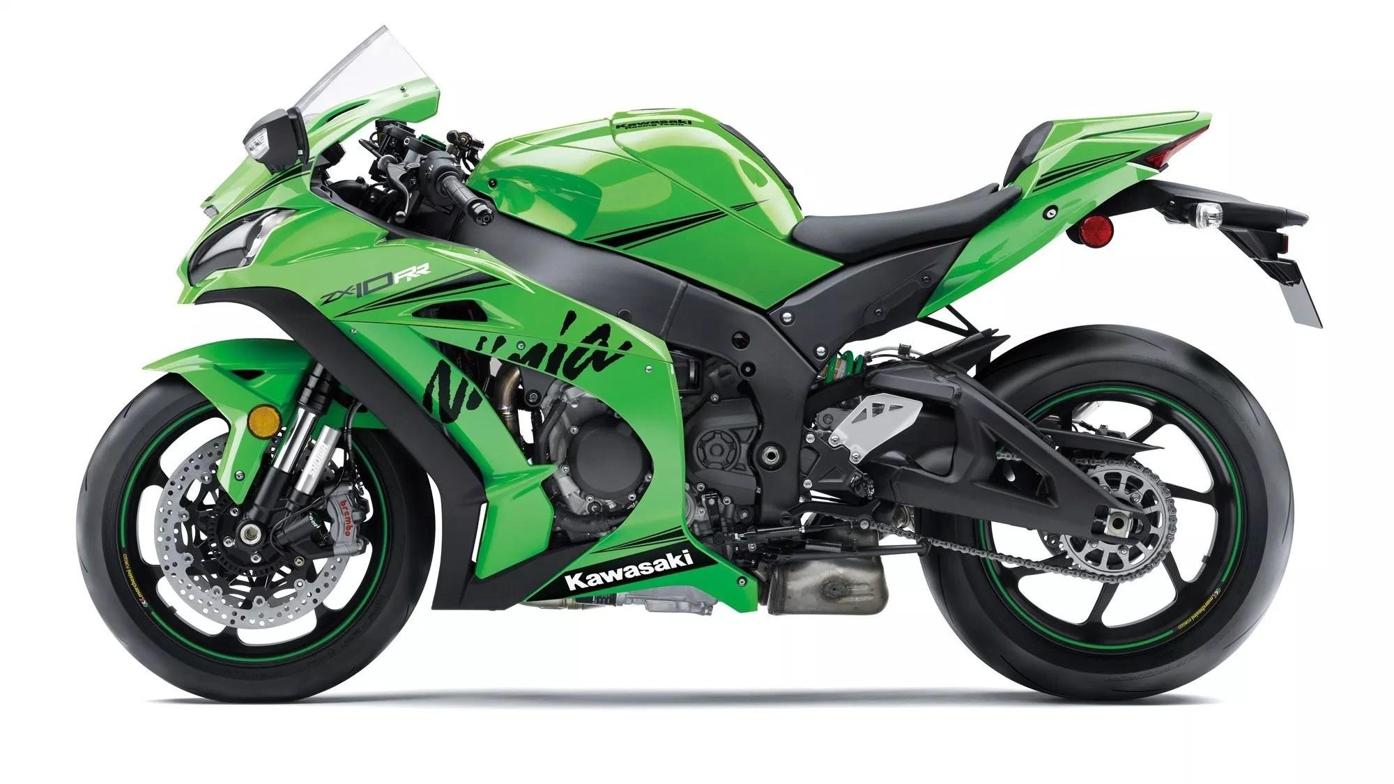 Kawasaki ZX-10R 2019