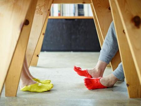Fabrica tus propios zapatos al instante con Fondue Slipper