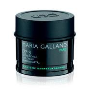 La sensación en la piel de la D7-3 Crème Rouge de Maria Galland. Mi experiencia con la astaxantina