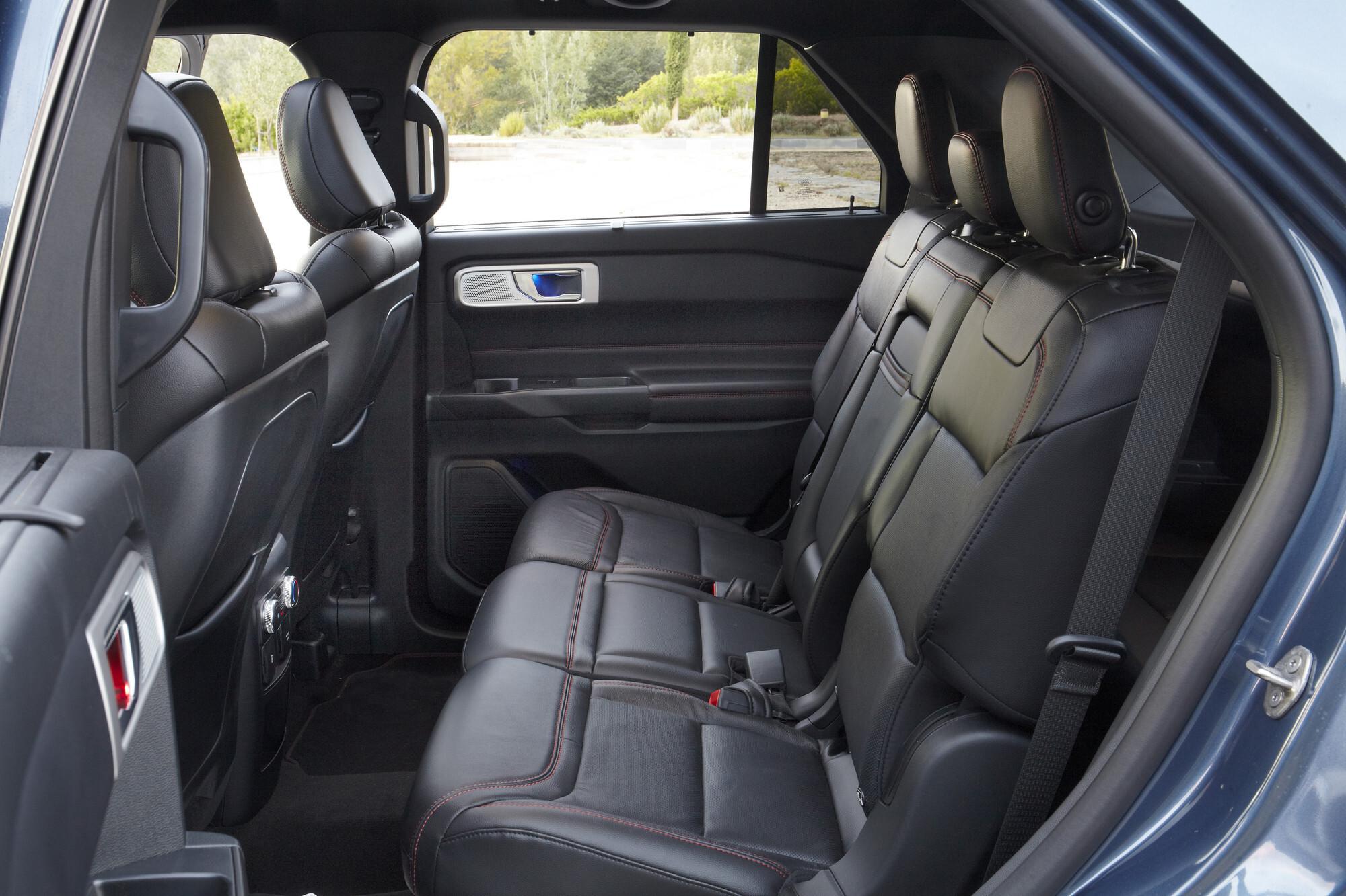 Foto de Ford Explorer 2020 - prueba (67/115)
