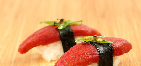 Un sushi para veganos y personas preocupadas por el medio ambiente