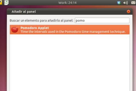 Pomodoro en GNOME