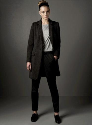 Nuevos looks y estilos de Zara, Otoño-Invierno 2009/2010, boyfriend