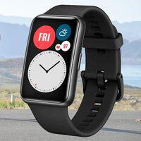 La mejor relación calidad precio para regalar un reloj deportivo a tu padre la tienes en el Huawei Watch Fit: en Amazon por 79 euros
