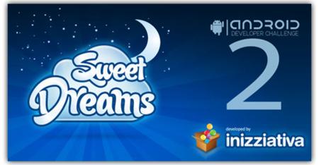 Sweet Dreams, la aplicación española ganadora de la Android Developer Challenge