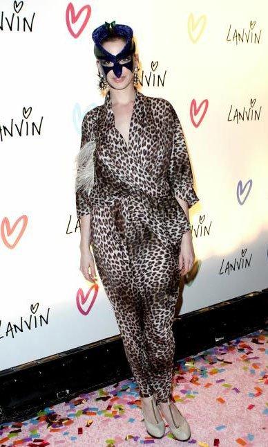 Anne Hathaway en los Variety Power of Women
