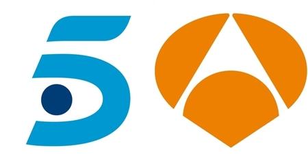 Fútbol y cine, las bazas de Telecinco y Antena 3 para liderar enero