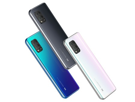 Xiaomi Mi 10 Lite 5g Oficial Colores