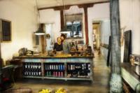 Organic Café y Antic Market Il tavolo verde, alma vintage y eco-friendly