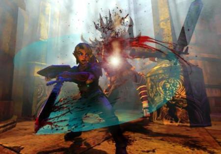 Un usuario recrea el aspecto del 'The Legend of Zelda' que él querría