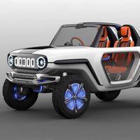 Suzuki e-Survivor Concept, el futuro de los off-road visto con los ojos de Suzuki