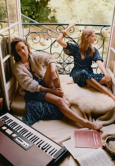"""Mango revive el """"paz y amor"""" de Woodstock con su colección más hippie"""