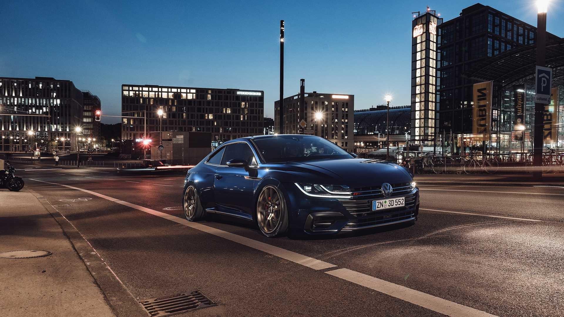 Foto de Volkswagen Arteon Coupé (1/8)
