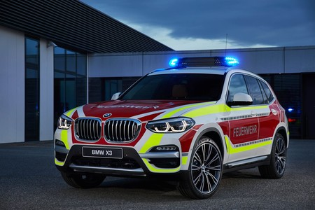 Bmwx3xdrive20d Fire Service Command Vehicle 03
