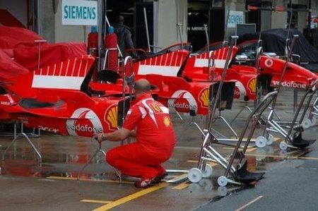 Luca Cordero Di Montezemolo quiere un tercer Ferrari en la parrilla para Valentino Rossi