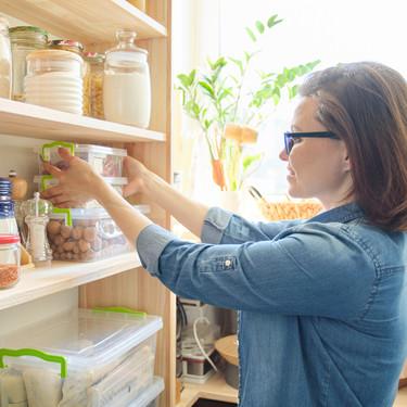 Cómo organizar bien la despensa (en tiempos de cuarentena y siempre)