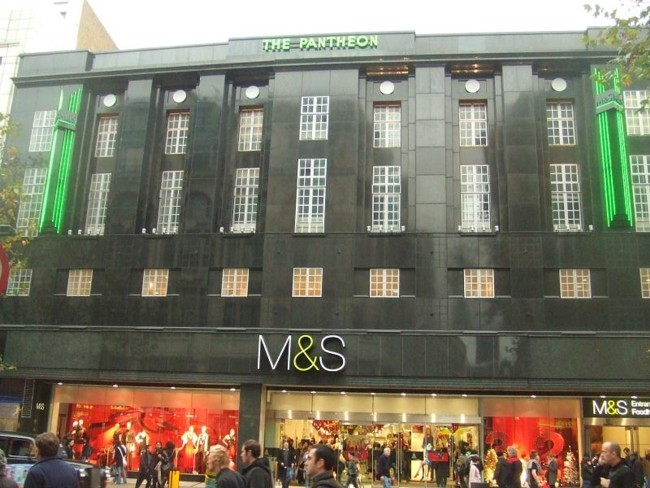 Marks and Spencer en Londres
