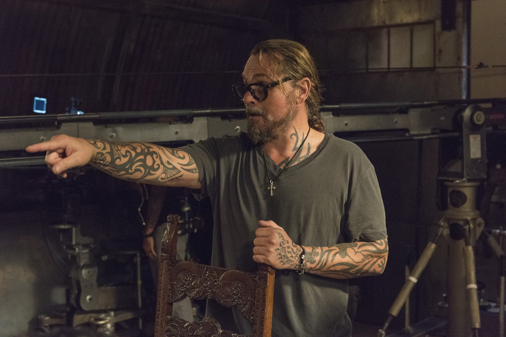 Kurt Sutter fired from