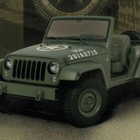 Jeep Wrangler 75th Salute, cuando un Wrangler se cruza con su antepasado Willys