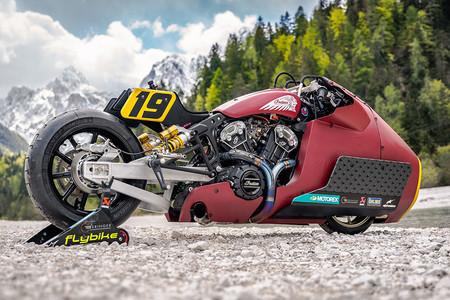 El incombustible Randy Mamola correrá el Sultans of Sprint con la Appaloosa, una bestia con óxido nitroso