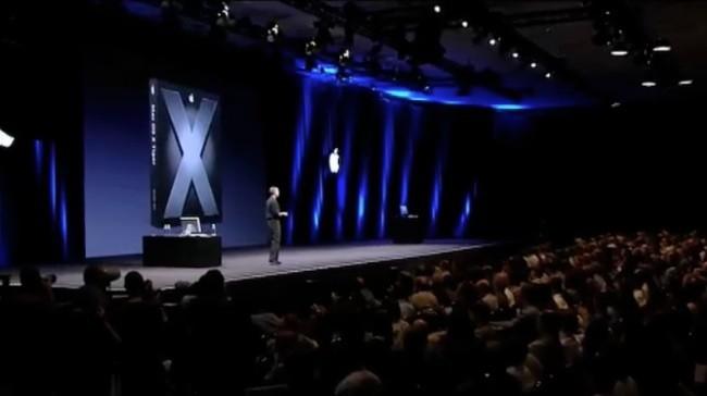 WWDC OS X