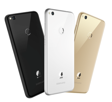 P9lite 2017 Colors Back 45degrees
