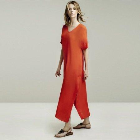 Naranja lookbook de Zara