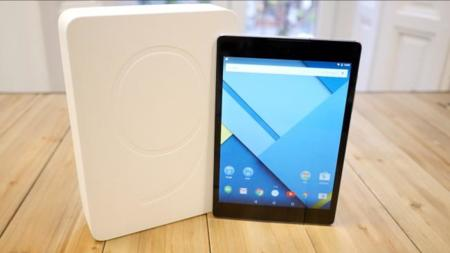Google publica la Factory Image del Nexus 9: Android 5.0 build LRX21L