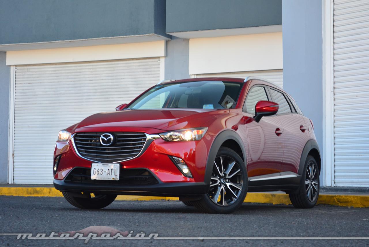 Mazda CX-3 (Prueba)