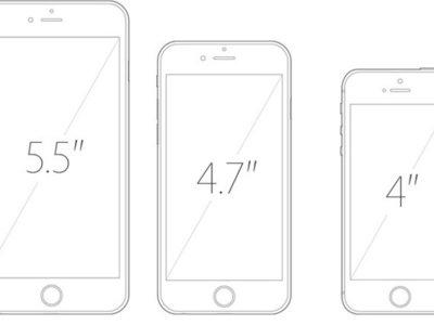 ¿Echáis de menos los iPhones de 4 pulgadas? Apple podría volver a apostar por este formato