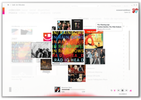 MixView Software Zune