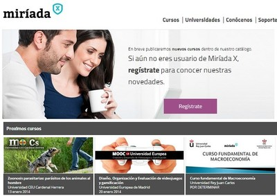 Miríada X, un año de cursos online, gratuitos y en español