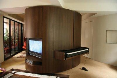 360 cabinet: ideal para los espacios más pequeños