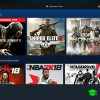 PlayStation Now en España: qué es, cómo registrarte, qué juegos hay y cómo jugar desde tu PS4 o PC