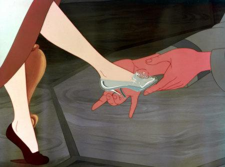 Cenicienta a la última con unos Louboutin: yo también quiero ser una princesa de cuento