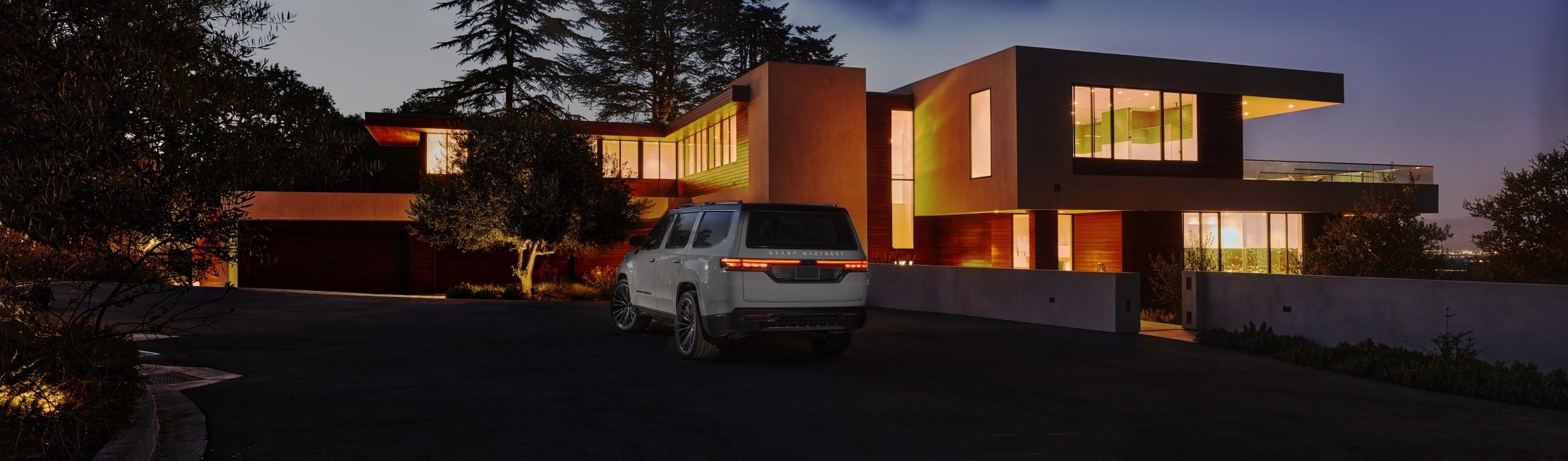 Foto de Jeep Grand Wagoneer Concept (21/63)
