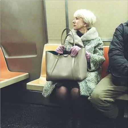 Helen Mirren Metro
