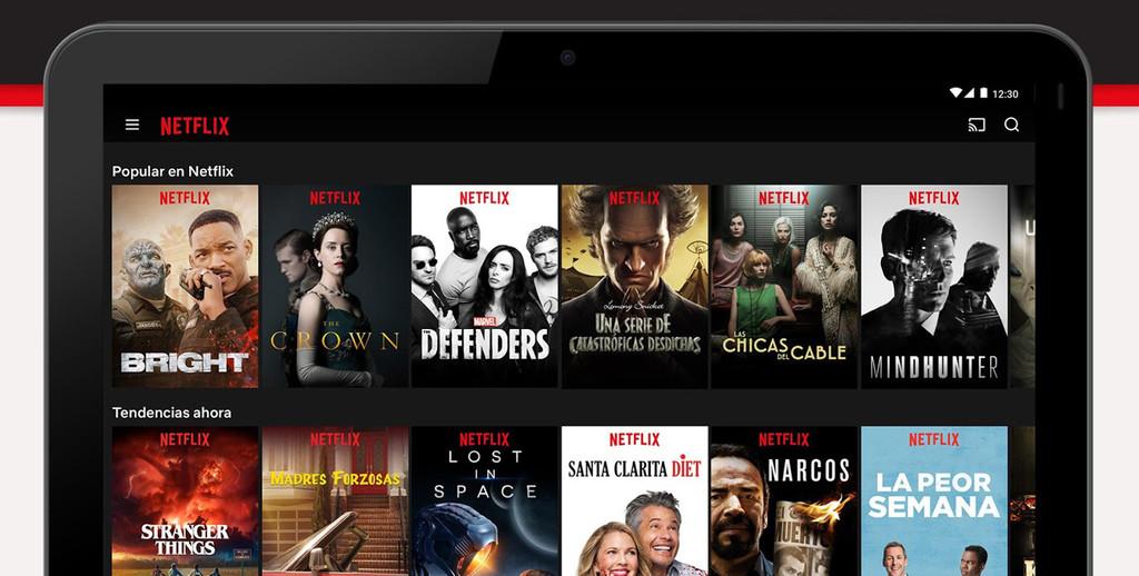 aktivieren sie die kindersicherung auf Netflix für Android: filter nach alter, PIN-code und einschränkungen