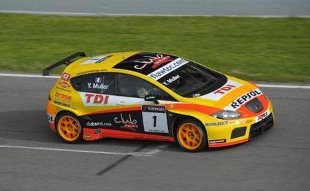 Motores 1.6 Turbo de gasolina para WRC y WTCC