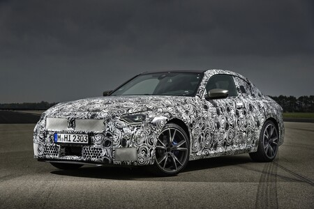 Bmw Serie 2 Coupe 2021 Teaser 005